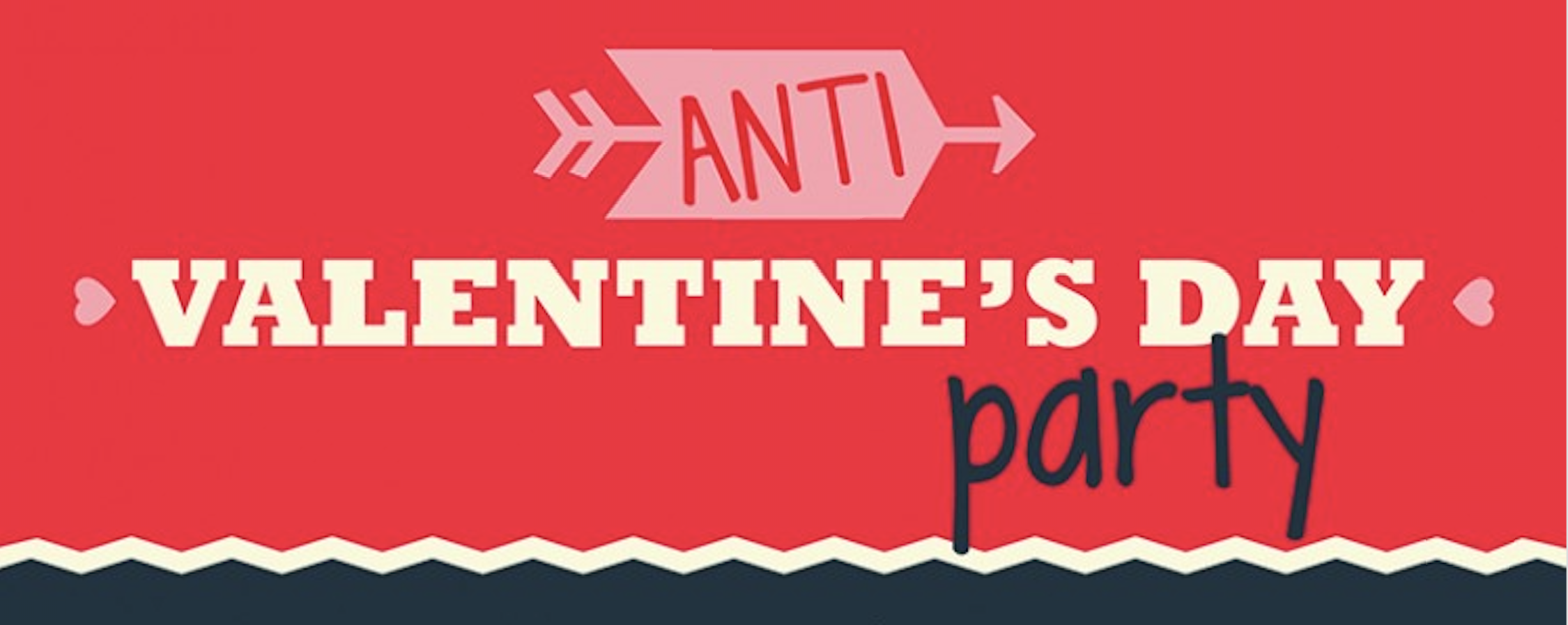 Charleston Beer Works Anti Valentine S Day Party Charleston Beer