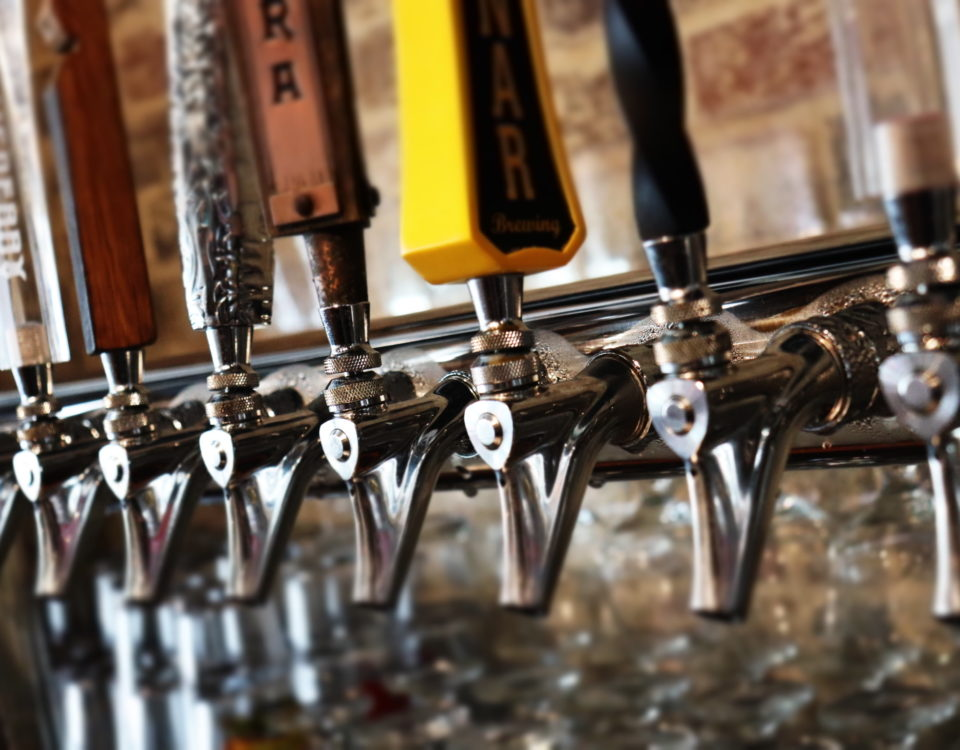 Charleston Beer Works Top 10 Trending Beer Styles