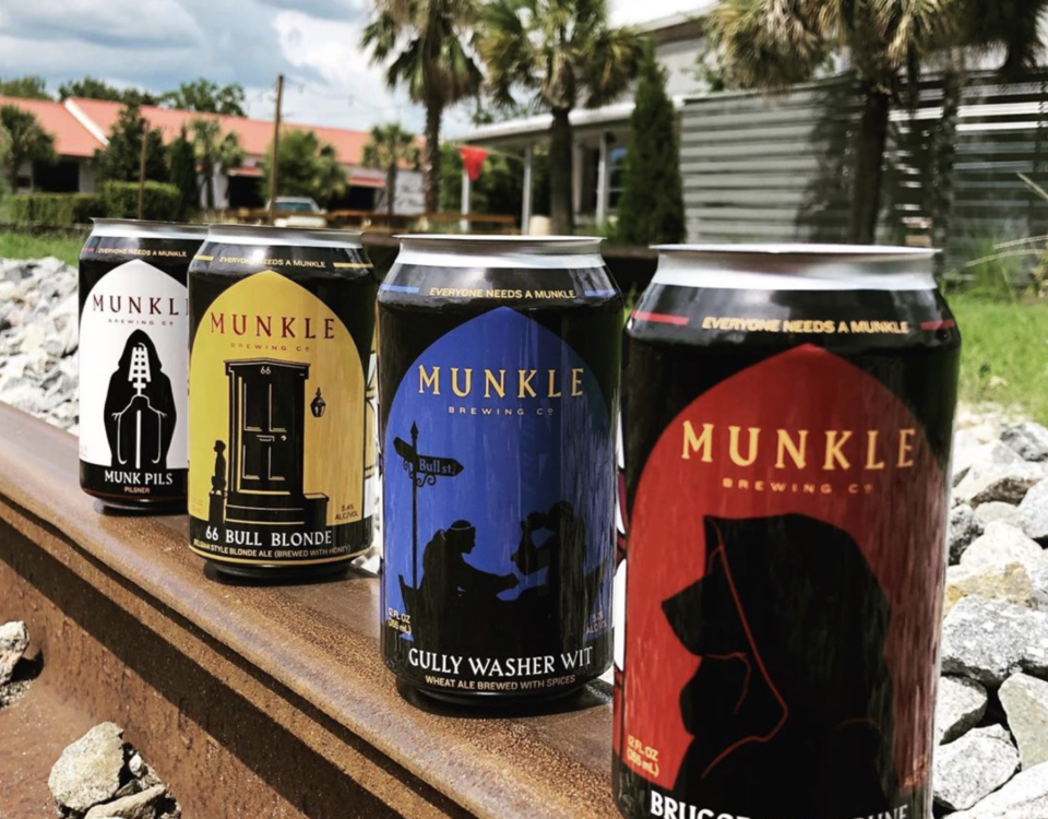 Munkle Brewing Co July Featured Brewery