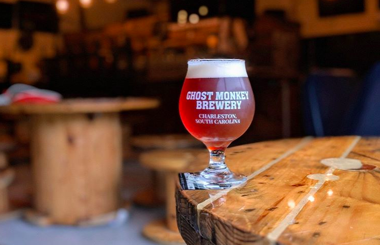 Ghost Monkey Brewing Charleston Beer Works