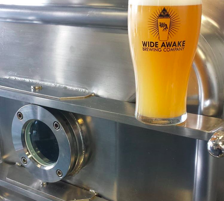 Wide Awake Brewing Company at Charleston Beer Works