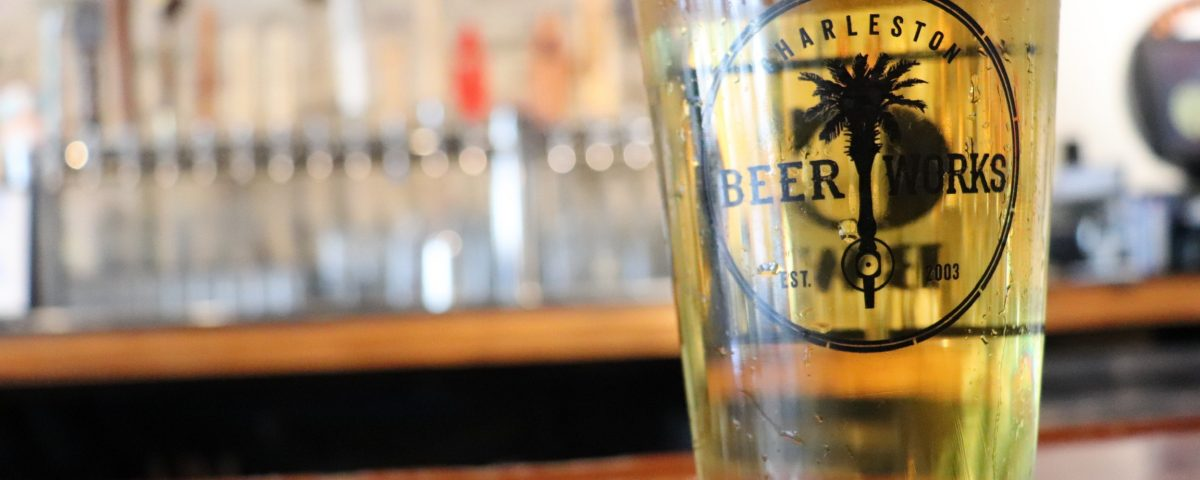 Charleston Beer Works Beer