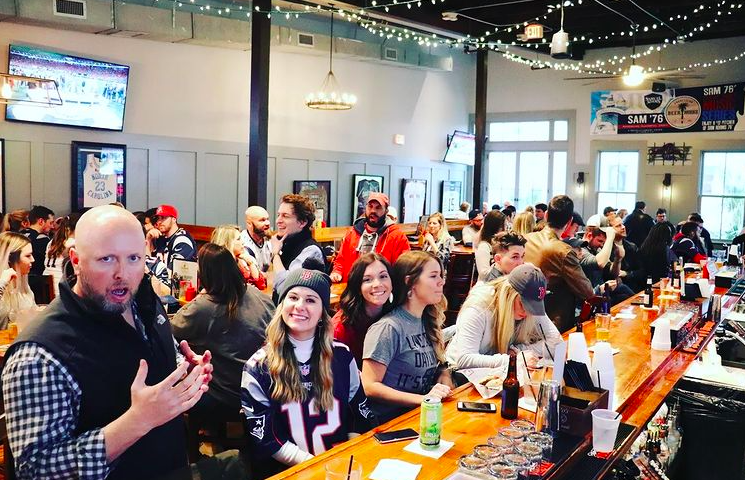 Charleston Beer Works Football
